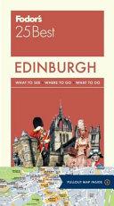 Fodor s Edinburgh 25 Best