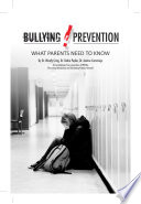 Bullying Prevention What Parents Need To Know