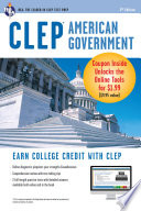 CLEP American Government w  Online Practice Exams