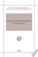 Averroes and the Aristotelian Heritage  Ediz  inglese  francese e italiana