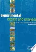 illustration du livre Experimental Design and Analysis for Tree Improvement
