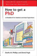 How to Get a PhD   4th Edition