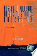 Research Methods in Social Studies Education