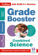 AQA GCSE Combined Science Grade Booster for Grades 3-9