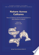 Nature Across Cultures In Non Western Cultures Consists Of About