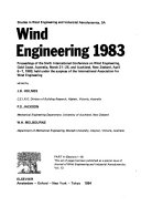 Proceedings Of The International Conference On Wind Engineering book