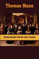 Buddenbrooks Verfall Einer Familie Illustrated