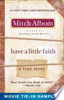 Have a Little Faith Movie Tie in Sampler