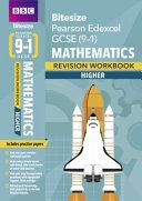 BBC Bitesize Edexcel GCSE (9-1) Maths Higher Workbook
