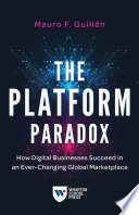 Book The Platform Paradox
