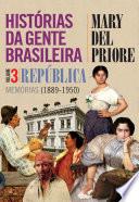 Histórias da gente brasileira