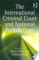 illustration The International Criminal Court and National Jurisdictions