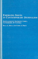 Emerging Issues in Contemporary Journalism