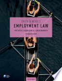 Smith and Wood s Employment Law