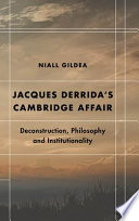 Jacques Derrida s Aporetic Ethics