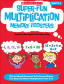 Super Fun Multiplication Memory Boosters