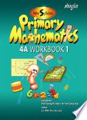 New Syllabus Primary Mathematics Workbook 4a Part 1 book
