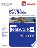 Comptia Network N10 005 Cert Guide