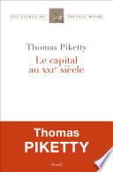 Le Capital Au XXIe Siècle : débattues aujourd'hui. pour les uns, les inégalités...