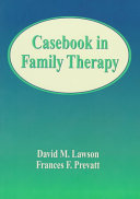 Casebook in Family Therapy