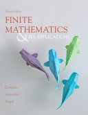 Finite Mathematics   Its Applications