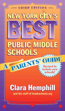 New York City s Best Public Middle Schools