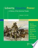 Ebook Liberty, Equality, Power: A History of the American People, Volume 1: To 1877 Epub John M. Murrin,Pekka Hämäläinen,Paul E. Johnson,Denver Brunsman,James M. McPherson Apps Read Mobile