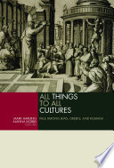 download ebook all things to all cultures pdf epub