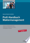 Profi Handbuch Maklermanagement