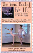 The Parent S Book Of Ballet