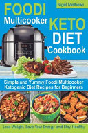 Foodi Multicooker Keto Diet Cookbook
