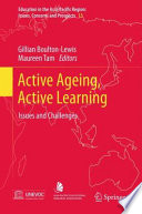 Active Ageing  Active Learning