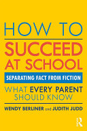 How to Succeed at School Book