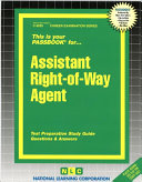 Assistant Right Of Way Agent