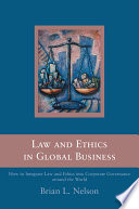 Law and Ethics in Global Business Free download PDF and Read online