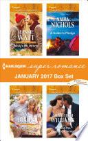 Harlequin Superromance January 2017 Box Set