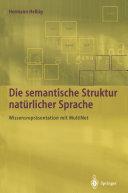 Die semantische Struktur natürlicher Sprache