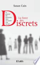 La force des discrets Introvertis Le Monde Des Affaires Et De