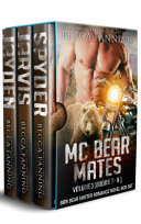MC Bear Mates Vol 3 (BBW Bear Shifter Biker Romance Novel Series Box Set)