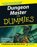 Dungeon Master For Dummies Book