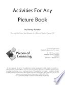 Picture Book Strategies For A Balanced Reading Program K 3 : ...
