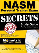 Nasm Personal Trainer Exam Study Guide  Nasm Test Review for the National Academy of Sports Medicine Board of Certification Examination