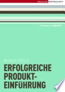 Erfolgreiche Produkteinführung