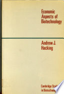 Economic Aspects of Biotechnology
