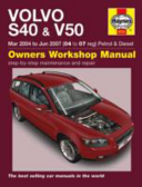 Volvo S40 V50 Service And Repair Manual