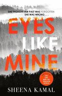 Eyes Like Mine Book Cover