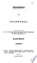 Irishmen And Irishwomen A Tale By The Author Of Hyacinth O Gara G Brittaine Second Edition