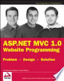 ASP.NET MVC 1.0 Website Programming