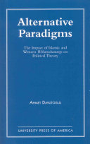 Alternative paradigms Of Life Thought And Political