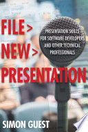 File   New   Presentation